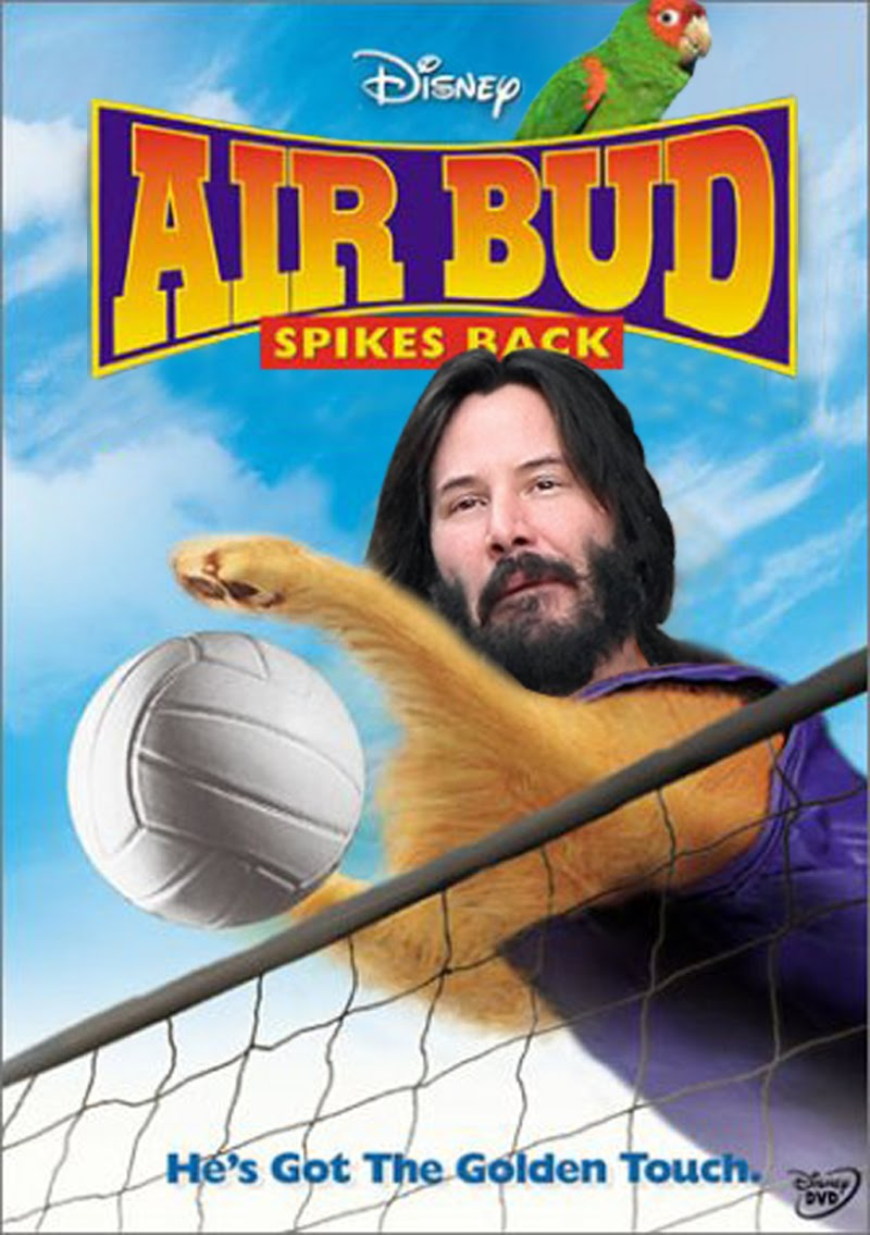 neverforgetkeanu_air bud
